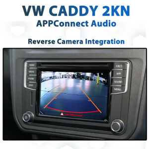 VW Caddy - Composition Media AppConnect Reverse Camera Integration Kit