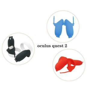 Portable Silicone Protective Skin Cover Handle Straps VR_HOT For Oculus V5L2