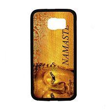 Budda Gold Namaste for Samsung Galaxy S6 i9700 Case Cover