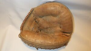 Rawlings RL1 Johnny Bench Catchers Baseball Glove Mitt Model Made In USA - RARE!