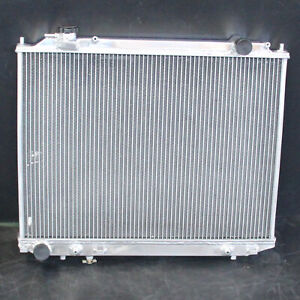 3R Fits Mazda Bravo & BT-50 Ford Courier & Ranger 96-11 AT/MT Aluminum Radiator