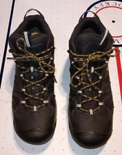 Keen Steel Toe Hiker style, waterproof, worn 3 times