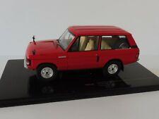 Land Rover Velar Year 1969 Red 1 43 IXO