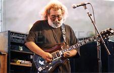 Jerry Garcia - Grateful Dead 16 x 20 inch Poster Size Photo - Live Concert 1991