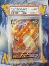 New ListingPsa 10 Pokemon 2020 Darkness Ablaze Holo Rare Full Art Charizard Vmax 020/189