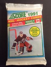 1991 Score NHL Hockey Cards Series Two Unopened Pack