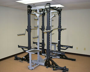 Hammer Strength HD Elite Combo Rack