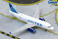 United Airlines A319 New 2019 Livery N876UA Gemini Jets GJUAL1914 1:400 IN STOCK