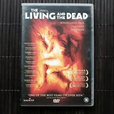 THE LIVING AND THE DEAD  - DVD