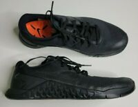 Nike Metcon 4 IV Triple Black Gym Cross Training Shoes Mens Size 10.5 AH7453-001