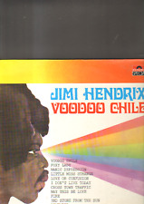 JIMI HENDRIX - voodoo chile LP