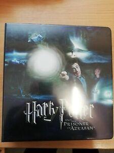 Harry Potter Prisoner Of Azkaban Update Edition Trading Card Binder