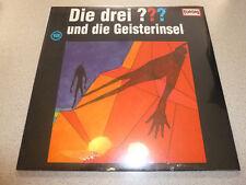 Die Drei ??? Fragezeichen - und die Geisterinsel - Picture LP Vinyl /// 18