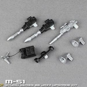 Matrix Workshop M-51 Upgrade Kit For SS86 Jazz Horn Hook Weapon Shoulder Gun