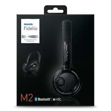 Philips Fidelio M2 High Fidelity Wireless Bluetooth NFC Headphones