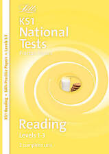 Letts Key Stage 1 Practice Test Papers - Reading: levels 1-3, Laura McDuell, New
