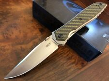 Zero Tolerance ZT Knives 0640 Emerson Manual CPM-20CV