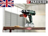 PARKSIDE 20V CORDLESS IMPACT DRIVER/ HAMMER DRILL  3 IN 1  BARE UNIT ONLY