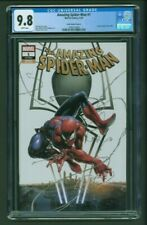 Amazing Spider-Man # 1 CGC 9.8 Clayton Crain Variant Cover A Edition LGY 802
