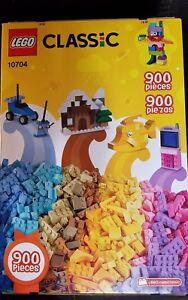 Lego Classic Creative Box 900 Pieces New 10704