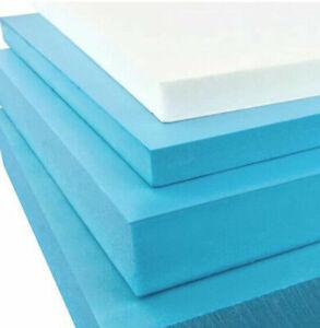 High Density Foam Upholstery Sheet Cushion Thicken Crafts Dollhouse Model DIY