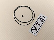 VTA Gasket SET for SEIKO SKX031 SKX033 (7S26-0040)