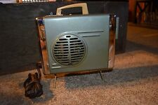 WORKING Vintage 1950's MP MIMARVAL 1200w/600w Hair Dryer Model BFH-25 EXCL COND!