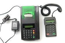 tpe terminal de paiement Moneyline ( ckd ) s3000 + pinpad complet TBE