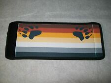 New listing Bear Pride Flag Can Cooler/Coozie/Wrap-Around