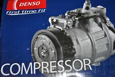 New! DENSO A/C Compressor & Clutch 471-1557 FREE SHIPPING