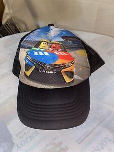 M&M RACING NASCAR Toyota Snapback Hat