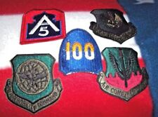 US military patches brand new
