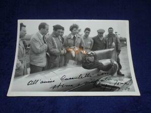 Racing -  Autograph - signiert - signed - Autogramm - dedicacee - Autografo 3 ??