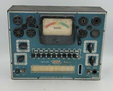 Vintage Eico Model 625 Vacuum Tube Tester 2