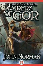 Gorean Saga: Raiders of Gor 6 by John Norman (2014, Paperback)