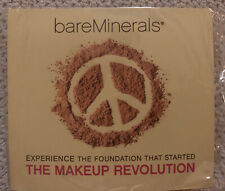 Bare Escentuals BareMinerals Foundation Sample Original Medium Beige With Kabuki