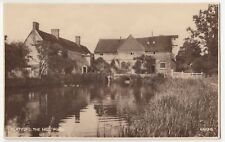 Suffolk; Flatford, The Mill Pond PPC Unposted, By Photochrom
