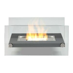Bio Ethanol Fireplace Tabletop Firebox Burner Indoor Outdoor Heater