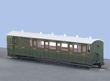 PECO 00-9 Narrow Gauge Model No:GR-401B SR livery Composite Coach 1st/3rd .