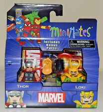 Marvel Minimates Greatest Hits Wave 1 Thor & Loki 2 Pack NEW in Stocks 2016