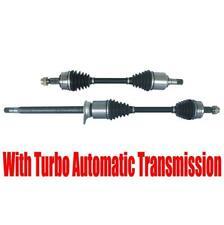 AP Front Automatic Transmission CV Shaft Axles for Dodge Dart 13-15 1.4L TURBO