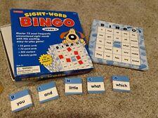Lakeshore Learning Sight Word Bingo Level 1