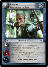 LOTR: Legolas, Companion of the Ring (P) [Moderately Played] Lord of the Rings T