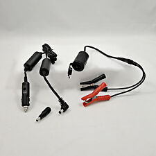 Cpap/BiPap 12VDC Conversion Cord Kit - Use YOUR BATTERY - Camping / Hunting