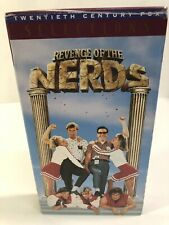 Revenge of the Nerds VHS Robert Carradine, Anthony Edwards