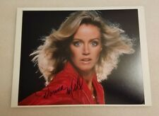 Donna Mills Autographed Photo no COA free shipping