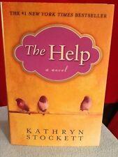 The Help Kathryn Stockett 2009 first edition HCDJ