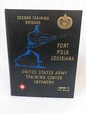 UNITED STATES TRAINING CENTER INFANTRY FORT POLK, LOUISIANA  U.S. A. Army