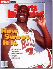 June 22, 1992 Michael Jordan, Chicago Bulls Sports Illustrated A