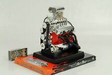 Motormodell model engine Chevrolet blown Hot rod Dragster 1:6 Liberty classic